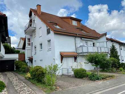 1,5-Zimmer Wohnung in beliebter Lage von Sandhausen