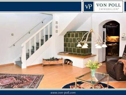Doppelhaushälfte mit geräumiger Wohn/Ess- Küche und großer Terrasse
