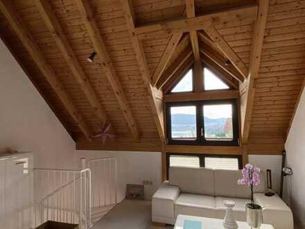 Helle Maisonette Wohnung in Ludwigshafen