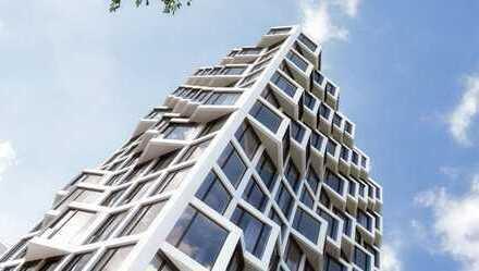moderne barrierefreie großräumige helle Wohnung im 1.OG