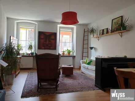 +++Wohnung zum Glücklichsein+++ 2 Zimmer Altstadtwohnung, ohne Balkon
