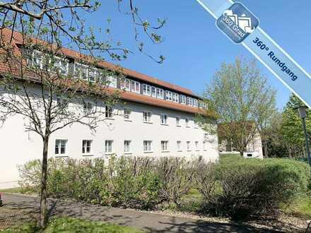 Bezugsfreie 2-Zimmer-Dachgeschoss-Eigentumswohnung in gepflegter Anlage in Eberswalde