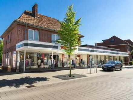 Eigentumsgrundstück mit 432 m² Wohn- u. Nutzfläche, Gewerbeeinheit + Wohnung + Ausbaureserve
