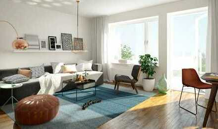 Ihr 4-Zimmer-Wohntraum mit zwei Balkonen