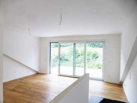 RESERVIERT - Wohnen am Fluss - 5 ZKB Maisonette-Wohnung mit Naheblick!