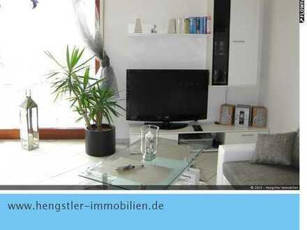 Moderne 2-Zi.-Whg in Oberlenningen mit Balkon und Tiefgaragenstellplatz