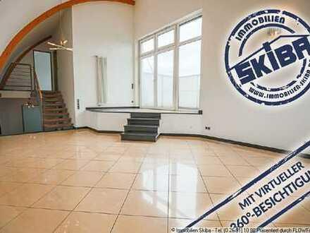 Individuelle und moderne Wohnung mit Balkon - kein Nachbar drunter oder drüber