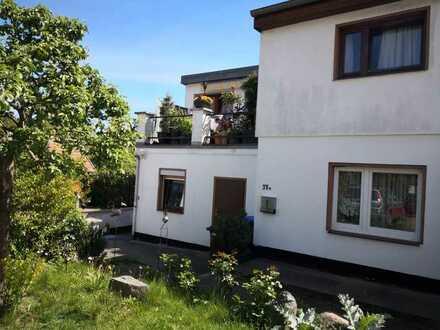 Schöne 3-Zimmer-Wohnung mit Balkon und EBK in Putbus