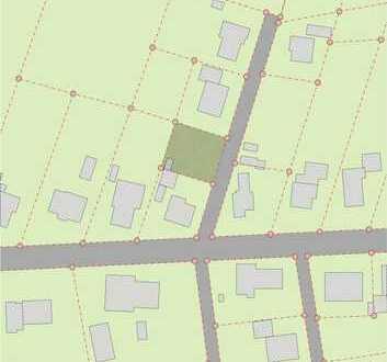 Schnuckeliges Baugrundstück in Siedlungslage im Auricher Stadtteil Kirchdorf!