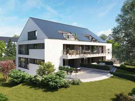 Großzügige 3-Zimmer-Wohnung mit Gartenanteil in Erlangen-Dechsendorf!