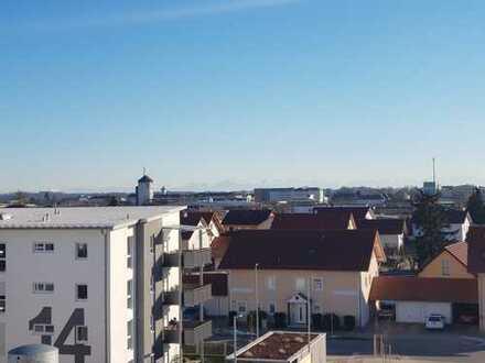 ...Neubau - 3-Zi.-Dachgeschoss-Wohnung mit EBK und Dachterrasse...