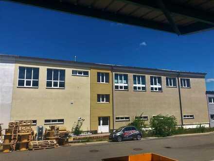 Hallen, Lager und Büro im Gewerbegebiet BED