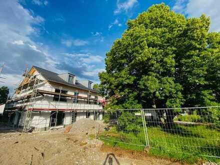Erstbezug einer Doppelhaushälfte in Vaterstetten mit Garten – in 20 Minuten in München