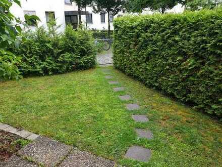 Schöne, geräumige 2 Zimmer Gartenwohnung im EG mit Wohnküche im Universitätsviertel