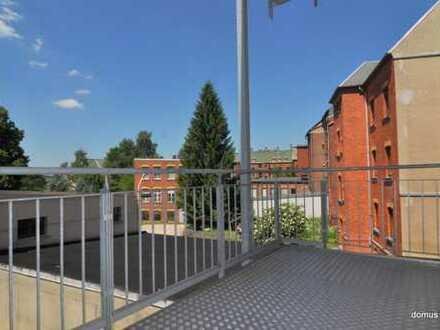 große helle 3 Zimmerwohnung mit Balkon - 1 OG - Gemeinschaftsgarten