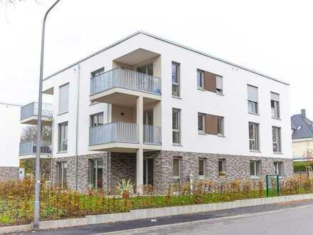 Moderne, helle 3-Raum Wohnung mit Balkon als Erstbezug in exklusiver Wohnlage direkt am Schloßpark
