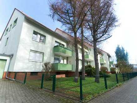 Gepflegte Etagenwohnung mit 3 Zimmer, ca. 85 qm Wfl. und 2 Balkonen in Hannover-Ahlem