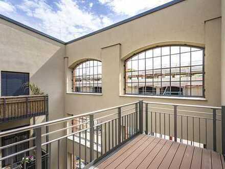 Ab Dezember: Maisonette mit Balkon | Stellplatz inkl. | 2 Bäder | Einbauküche | Parkett