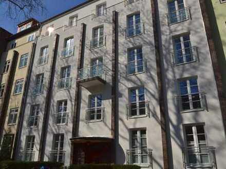 Penthousewohnung in Hannover Südstadt, exklusiv saniert