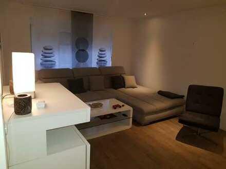 Neuwertige 2,5-Zimmer-Erdgeschosswohnung mit EBK in Kusel