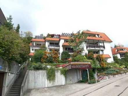 Stilvolle, gepflegte 3-Zimmer-Wohnung in ruhiger Halbhöhenlage von Ebersbach