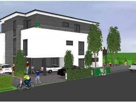 Maisonette-Wohnung mit Gartenanteil - ideal für die Familie mit Kind