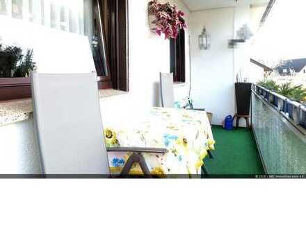 Sonnenverwöhnte 77 m², Einbauküche, Balkon, Garage in ruhiger Lage von St. Augustin Menden