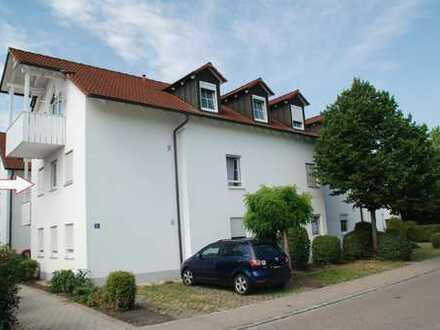 Top geschnittene ruhige 2 Zimmer Wohnung in Rohrbach mit Tiefgarage/Stellplatz