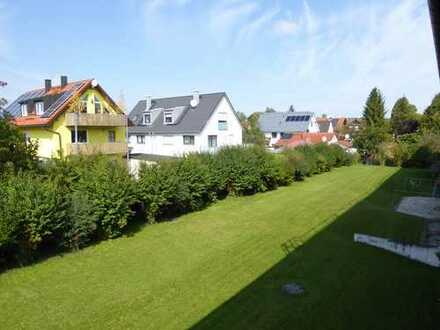 2 Zi. Dachgeschosswohnung ohne Balkon in Trudering/Moosfeld