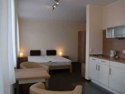 Möbliertes Apartment mit Balkon und EBK in Ahlen