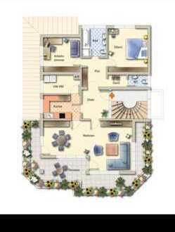 3,5-Zimmer-Wohnung in Günzburg-Bubesheim