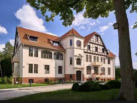 Bild_Wohnen in der Villa Sachs exklusive 3 Zimmer Wohnung