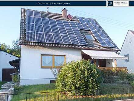Ein Zuhause mit Garten, mal anders als die Anderen! Ihr Vorteil: Plus Photovoltaik!
