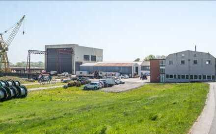 Investitionsmöglichkeit Produktions und Lagerareal in Brake, Niedersachsen
