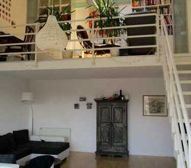 Charmante und ausgefallene 3 Zimmer Maisonette-Wohnung -Penthouse- in Offenbach