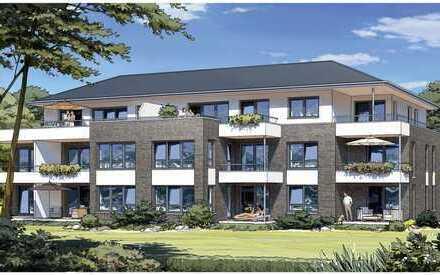 2-Zimmer-Eigentumswohnung mit Garten und Terrasse