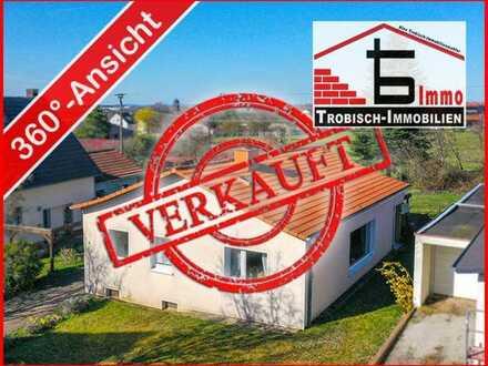 Kompakter Bungalow in Feldrandlage - Trobisch Immobilien