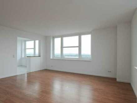 Helle 2-Zimmerwohnung in der zwölften Etage - EINBAUKÜCHE inkl!!