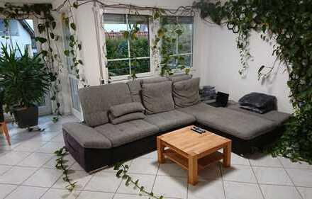 Schöne, helle 3-Zimmer-Wohnung mit Balkon in Bachhagel