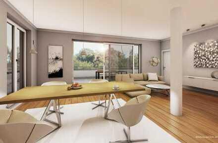4-Zimmer-Penthouse-Wohnung mit Dachterrasse