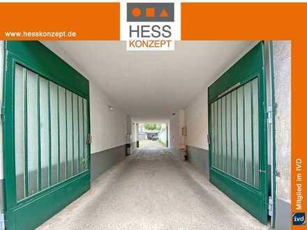 Köln-Sülz: Halle für ein ruhiges Gewerbe, eine Werkstatt oder als Lager.