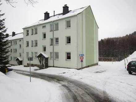 Schöne 3-Raum Eigentumswohnung am Fuße des Fichtelberg!
