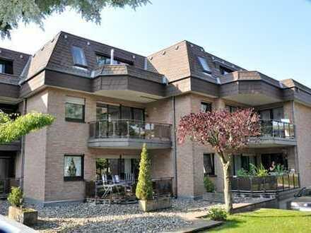 Gepflegte Balkonwohnung mit Tiefgarage in Bielefeld-Großdornberg