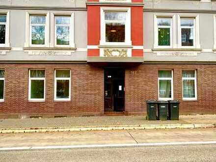 Erstbezug nach Sanierung: helle 4 ZKB mit EBK und Balkon im 4. OG, Geestemünde