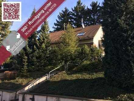 360° Tour! Freistehendes Einfamilienhaus auf riesigem Grundstück in Sulzfeld