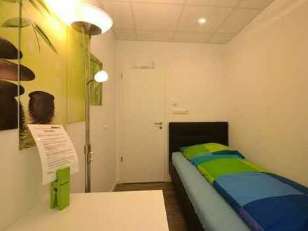 komplett ausgestattete möbliertes Apartment, schick, neu - Schlagen Sie zu!