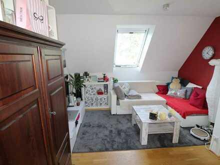Singles und Pendler aufgepasst: Voll möblierte 1,5-Zimmer Wohnung in ruhiger Lage!
