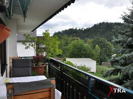 3-Zimmer WohnungHier die Schönheit der Natur, dort die malerische Kleinstadt