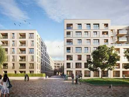 Wiener Etagen - Gemütliche Dreizimmer-Wohnung in der Europa City
