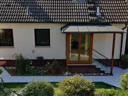 Vollständig renovierte 5-Zimmer-Wohnung auf 2 Etagen mit Balkon und Terasse in Wildberg-Gültlingen